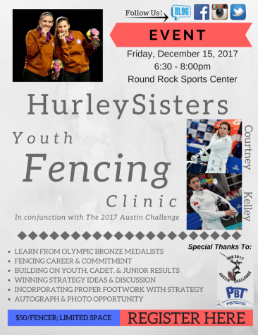 youth Fencing clinic-austin